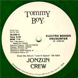 Jonzun Crew - Electro Boogie Encounter / Pack Jam (Remix) download