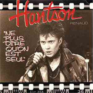 Renaud Hantson - Ne Plus Dire Qu'On Est Seul download